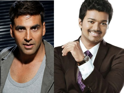 Now Akshay Verses Vijay at Box Office