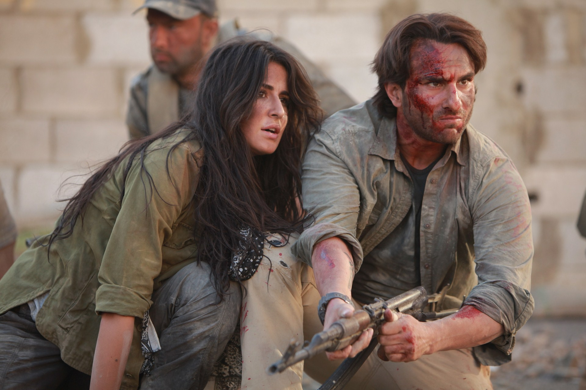 Phantom has collected 33.18 crores in first weekend