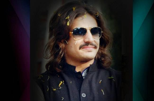 Rajat Tokas have Cool Look in Serial Naagin
