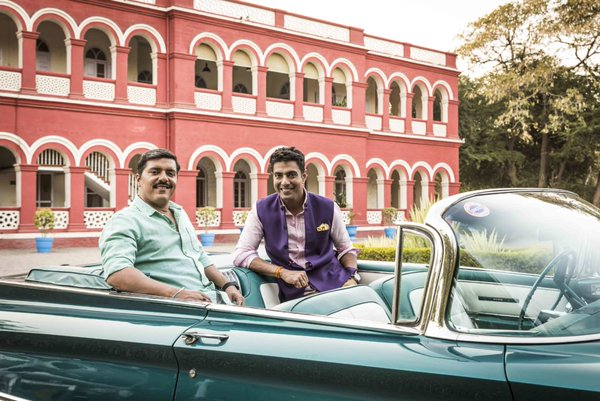 Chefs Ranveer Brar and Gautam Mehrishi take you on a Royal Culinary Journey
