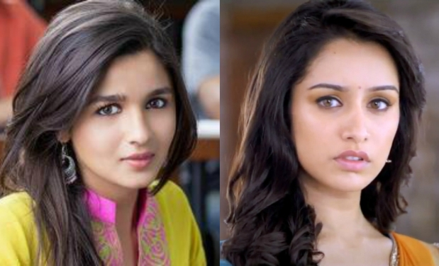 I find Shraddha very inspiring says Alia Bhatt