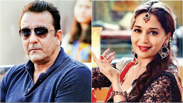 Why Madhuri called up Sanjay Dutt
