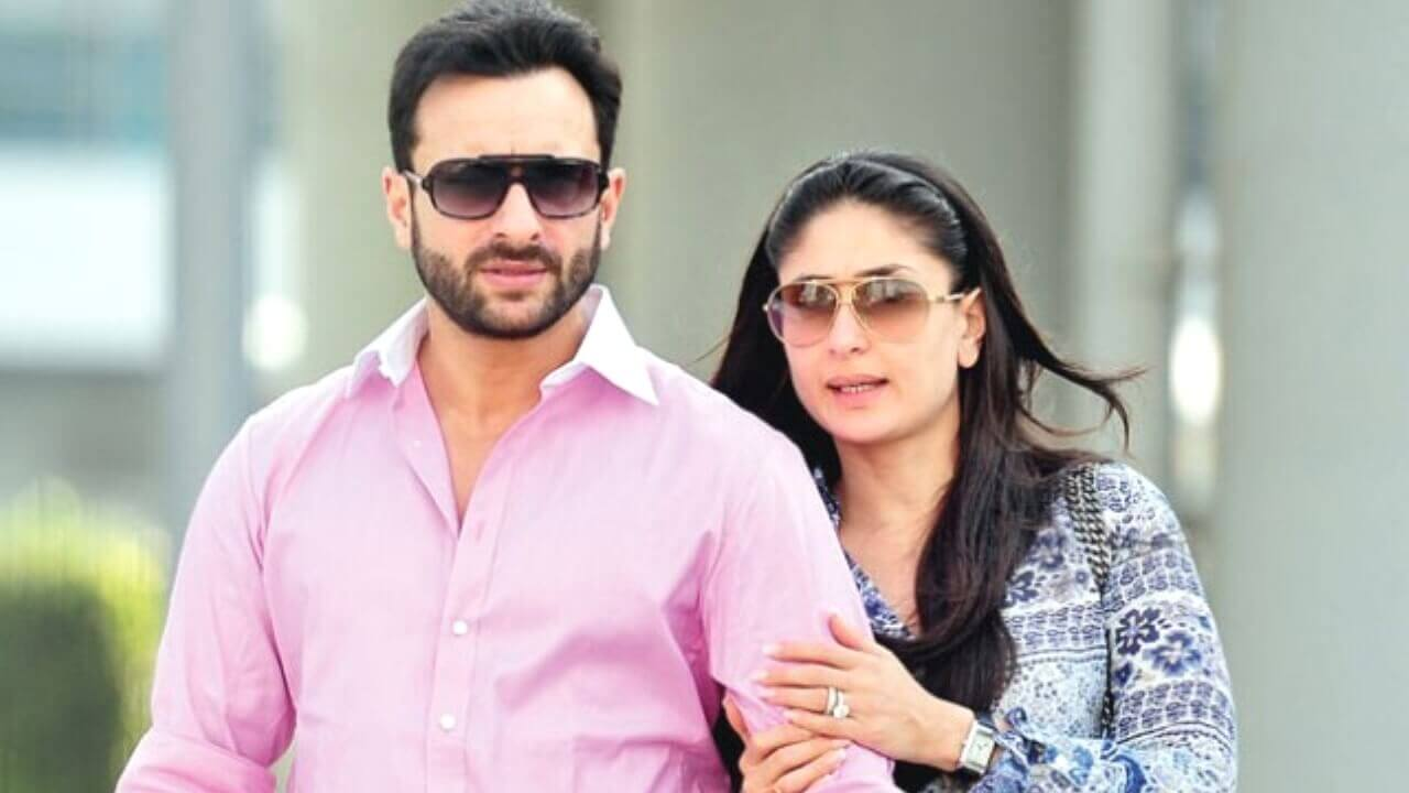 Kareena is expecting first child in December confirms Saif ali khan