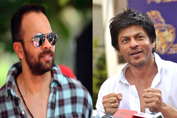 Rohit Shetty and Shahrukh Khan's third film might get shelved