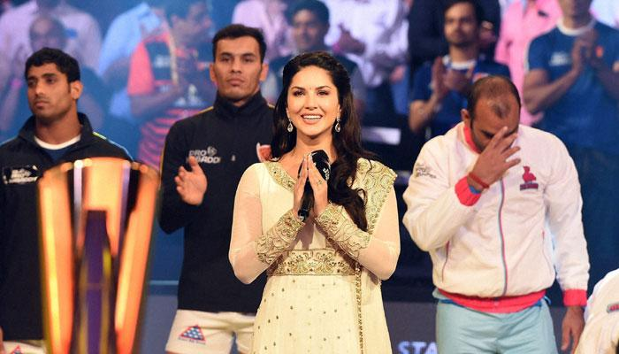 Complaint has been filed against Sunny Leone in Delhi