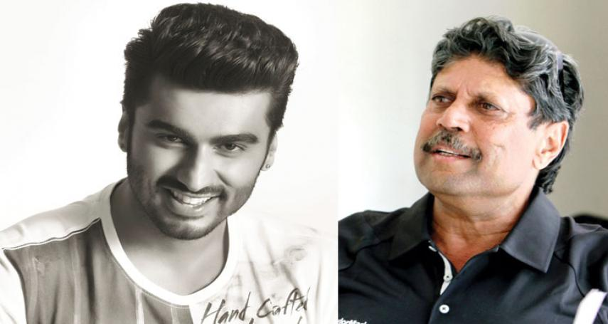 Arjun Kapoor might play Kapil Dev on screen