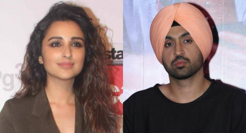 Parineeti Chopra and Diljit Dosanjh might star in remake of Chameli Ki Shadi