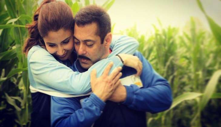 Film Sultan has collected 36.54 crore on first day