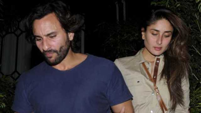 What Saif and Kareena plans to name their child ?