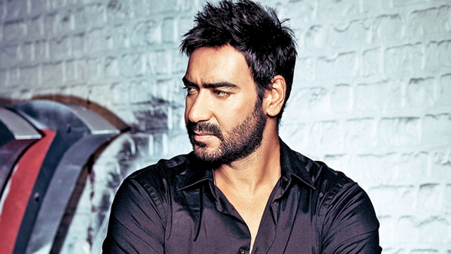 What said Ajay Devgn about Heroine of Golmaal Again ?
