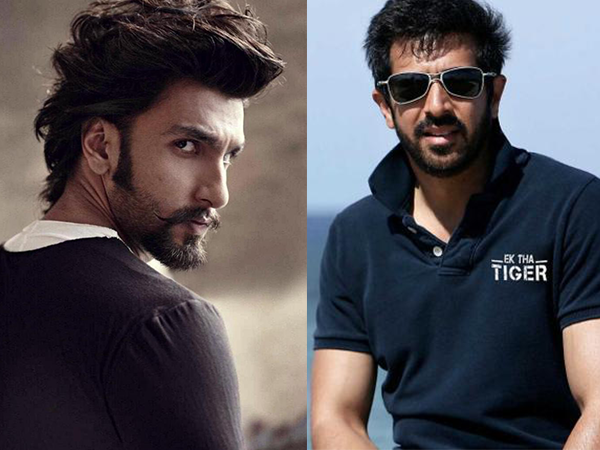 Ranveer Singh to star in Kabir Khan's next