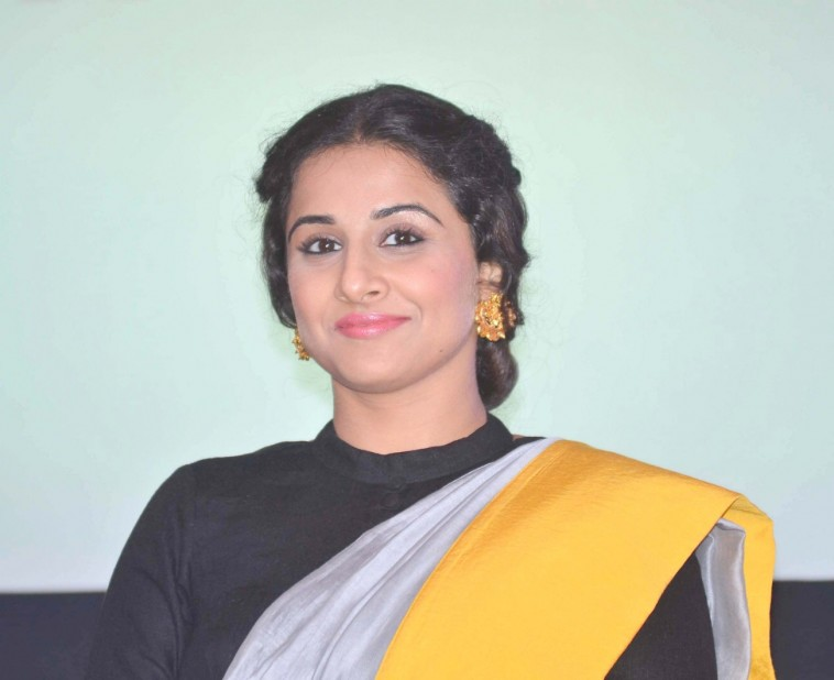 I am very Greedy Actor - Vidya Balan
