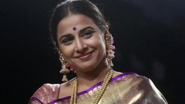 Actress Vidya Balan loves to buy Jhumaka