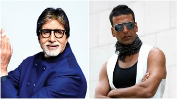 Amitabh Bachchan and Akshay Kumar might star in R Balki's next film