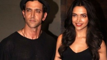 Hrithik and Deepika Might star in Dharma Production's next