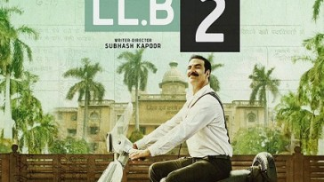 First poster of Film Jolly LLB 2 revealed