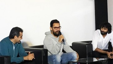 My character in Secret superstar is like Tadka in Daal says Aamir Khan