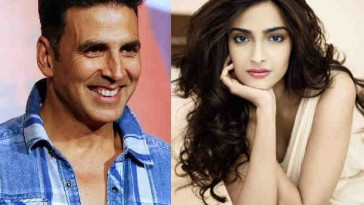 Sonam Kapoor and Akshay Kumar to star in R Balki's next film
