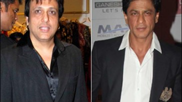 After Salman Now Govinda moves to shahrukh Khan for Friendship