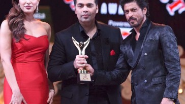 Karan Johar revealed why he attends awards ceremony