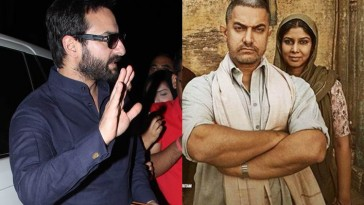 Saif Ali Khan praises Aamir Khan and Dangal