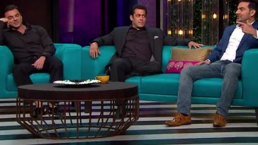 I am not the nicest person when it comes to relationship says Salman Khan