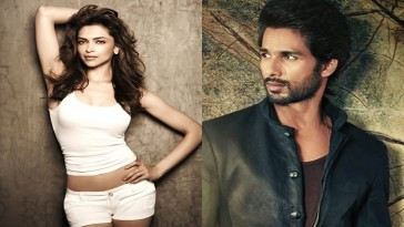 Actor Shahid Kapoor won't kiss Deepika in Padmavati