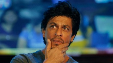 Shahrukh Khan has been signed by Actor Nikhil Dwivedi