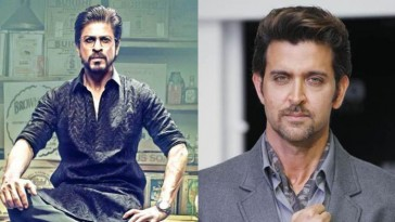 My film is clashing not my friendship with shahrukh says Hrithik Roshan