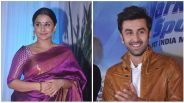 Vidya Balan wants to work with Ranbir Kapoor