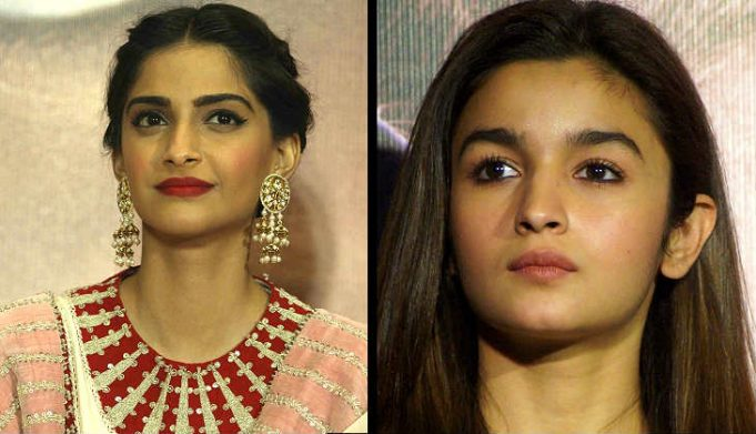 Who will get Filmfare award Sonam or Alia Bhatt