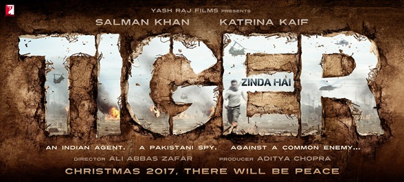 Film Tiger Zinda Hai will release on 22December 2017