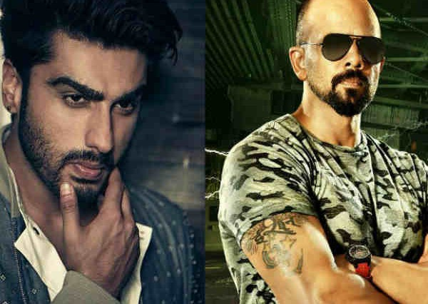 Arjun Kapoor has been replaced by Director Rohit Shetty