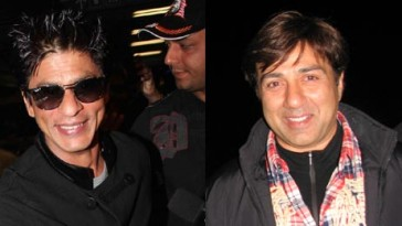 Shahrukh Khan to fight with Sunny Deol at the Box office