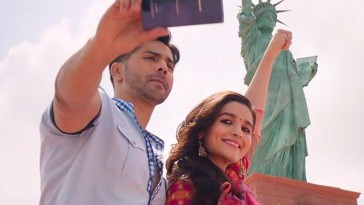 Badrinath Ki Dulhania has collected 12.25 Crore on first day