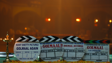 Film Golmaal Again goes on floors on Yesterday