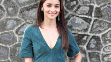 I want to produce a film - Alia Bhatt