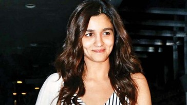 What Alia said about threats which her father received