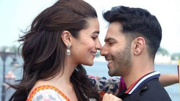 Badrinath Ki Dulhania has collected 55.13 Crore in Four days