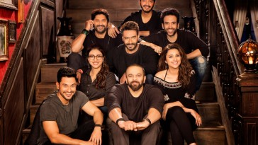 First Look of Golmaal Again released
