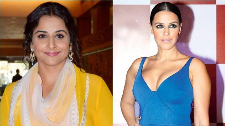 Neha Dhupia to play Vidya's Boss in Film Tumhari Sulu