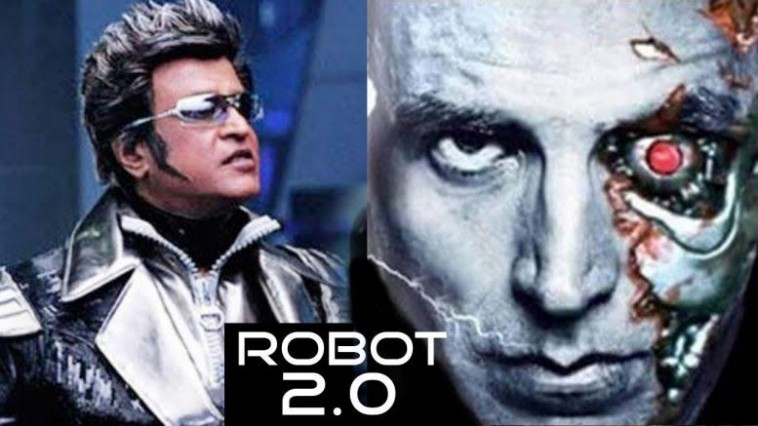 Now Film Robot 2 will release on 25th January 2018
