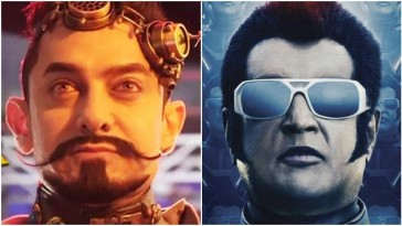 Film Secret Superstar will clash with Rajinikanth's Robot 2 at Box office on Diwali 2017