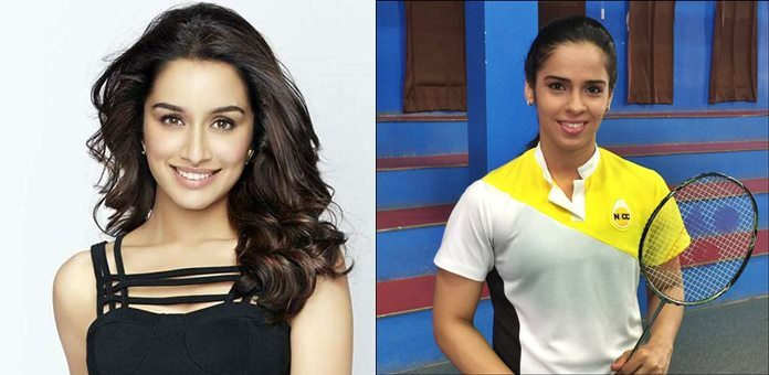 Shraddha Kapoor to play Saina Nehwal