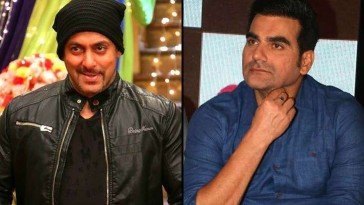 Is Arbaaz Khan upset with Salman Khan