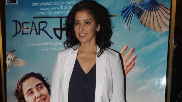 Manisha Koirala is making comeback from film Dear Maya