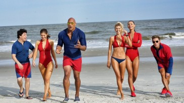 Review Don't watch film Baywatch
