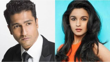 Vicky Kaushal might star opposite Alia Bhatt in Meghna Gulzar's next film