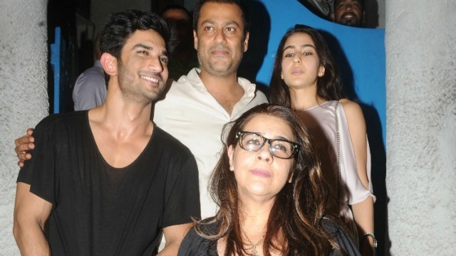 Debut film of Sara Ali Khan in trouble