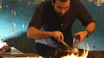 Saif Ali Khan starer Chef to release on 6th October 2017